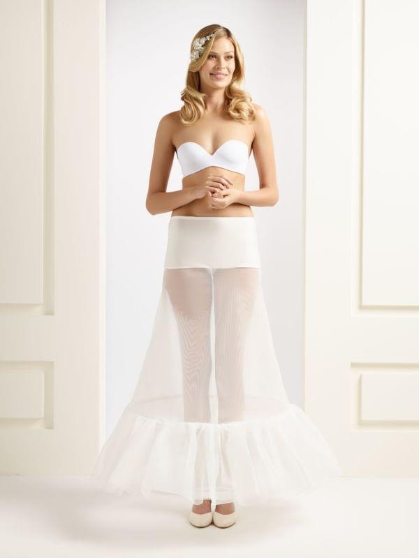 Bianco Evento Petticoat model H1