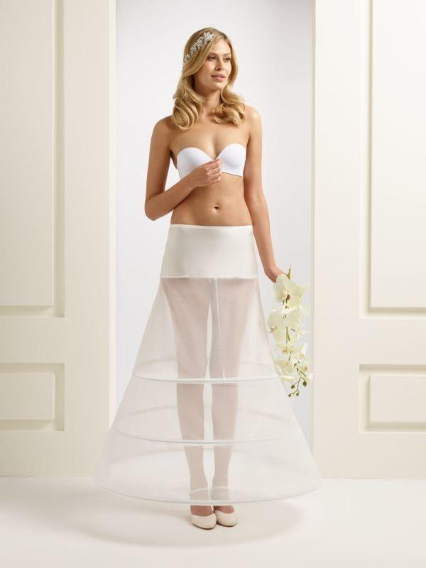 Bianco Evento Petticoat model H10
