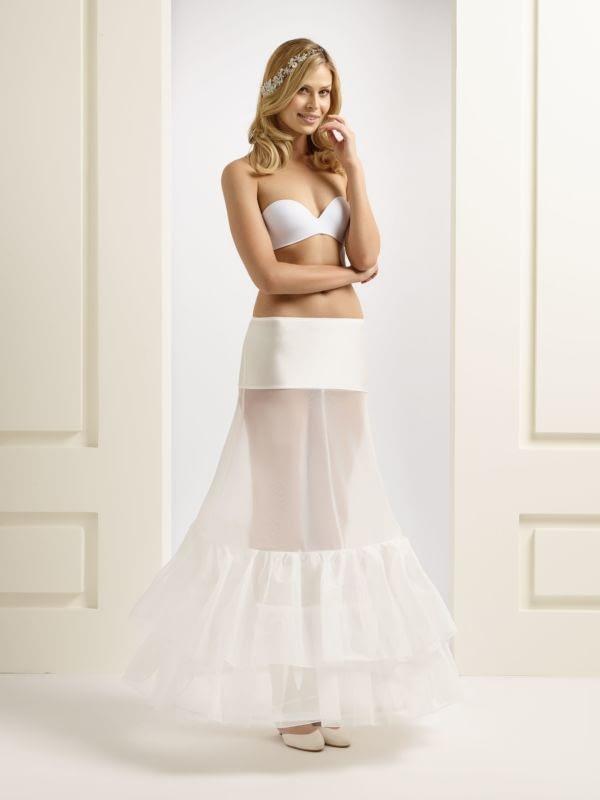 Bianco Evento Petticoat model H12