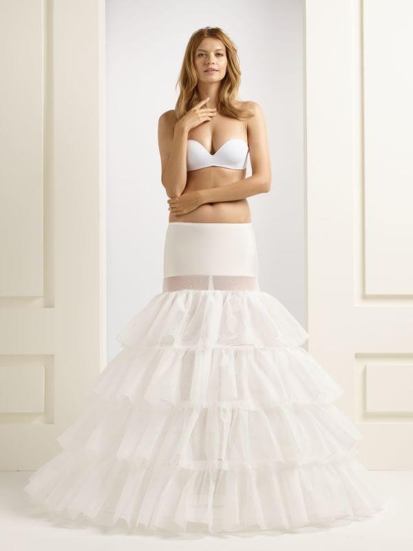 Bianco Evento Petticoat model H15