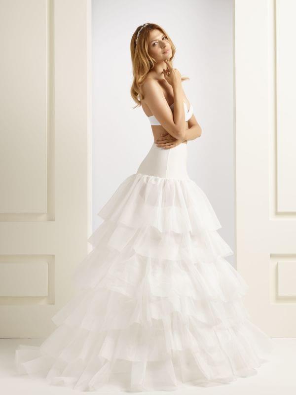 Bianco Evento Petticoat model H19