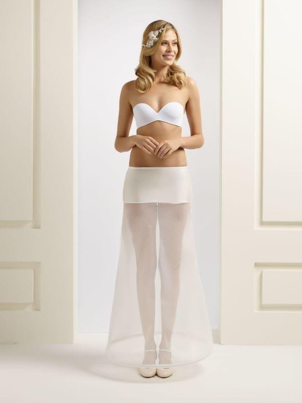 Bianco Evento Petticoat model H2