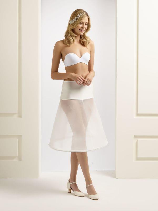 Bianco Evento Petticoat model H21