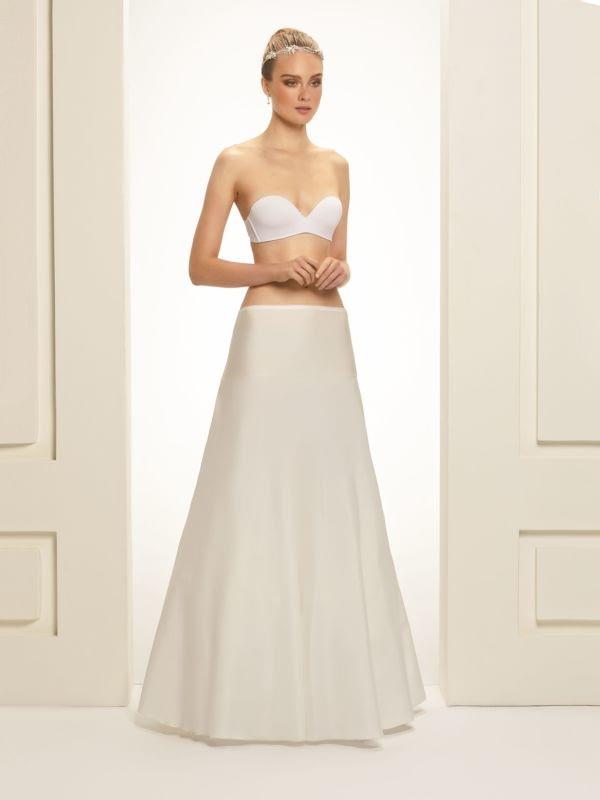 Bianco Evento Petticoat model H26