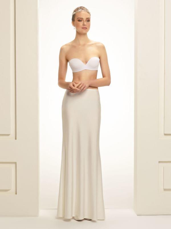 Bianco Evento Petticoat model H28