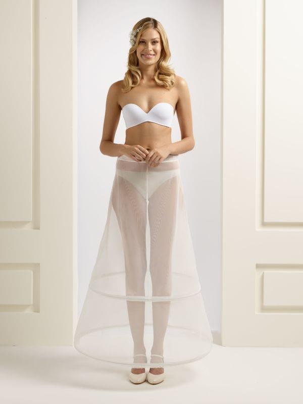 Bianco Evento Petticoat model H3