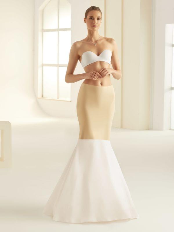 Bianco Evento Petticoat model H33
