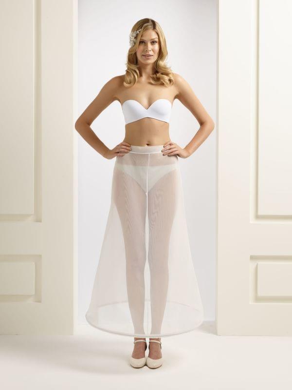 Bianco Evento Petticoat model H4