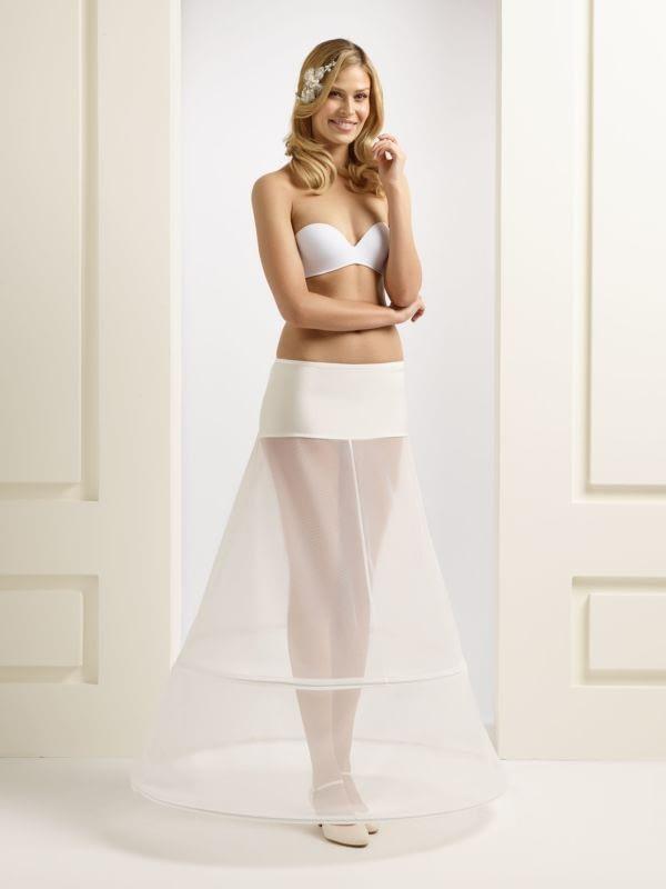 Bianco Evento Petticoat model H7