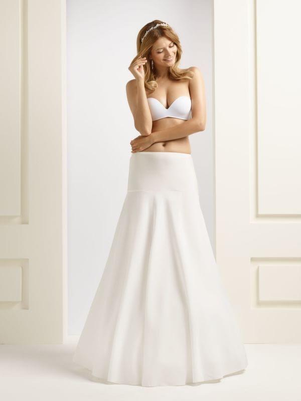 Bianco Evento Petticoat model H9