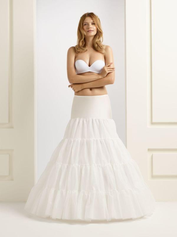 Bianco Evento Petticoat model H6