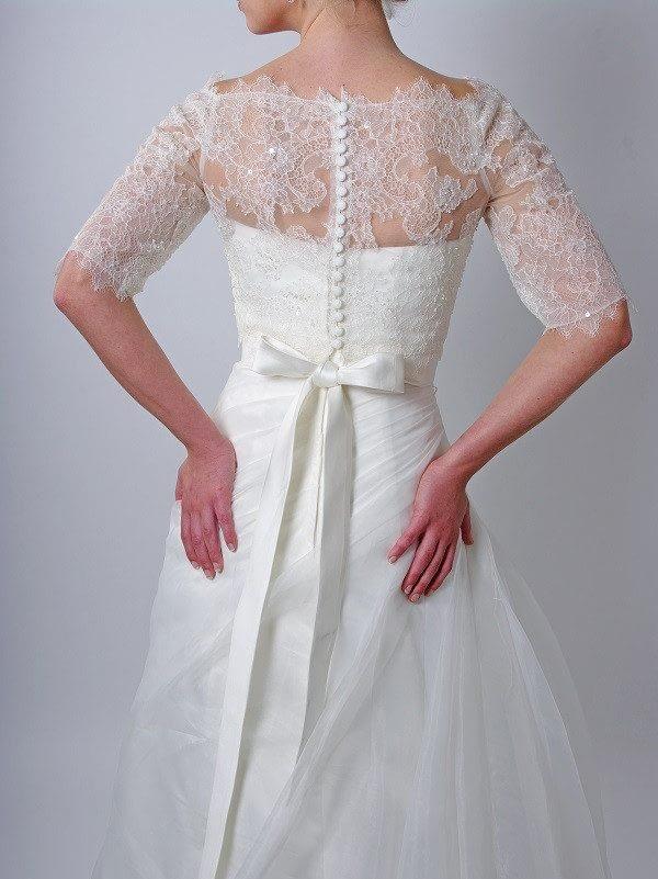 Bridal Star Bolero Judith