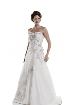 Bridal Star Trouwjurk model Bibione